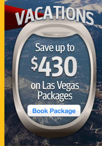 Save up to $430 on Las Vegas Packages