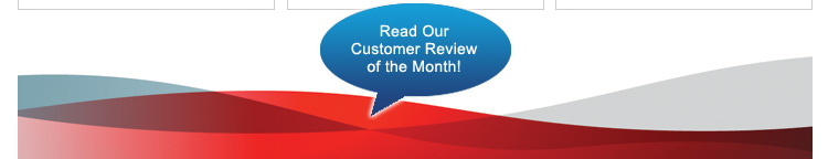 Read our Customer Review of the Month
