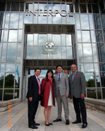 Trend Micro Execs at INTERPOL