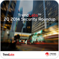 Blog: 2Q2014 Security Roundup: Turning the Tables on Cyber Attacks