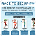 Trend Micro Security Guide to Major Sporting Events