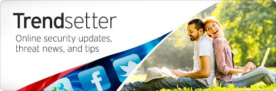 Trend Micro Trendsetter Consumer Newsletter