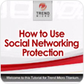 Video: How to Use Social Networking Protection